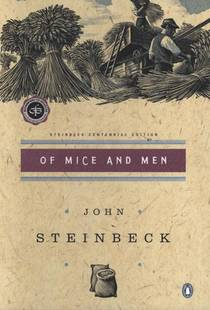 Picture of a book: Of Mice And Men