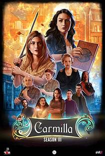 Picture of a TV show: Carmilla
