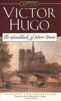 Picture of a book: The Hunchback Of Notre-Dame
