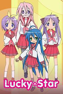 Picture of a TV show: Lucky Star