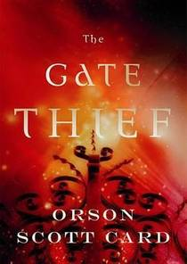 Picture of a book: The Gate Thief