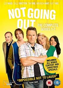 Picture of a TV show: Not Going Out