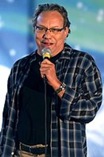 Picture of an author: Lewis Black