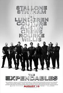 Picture of a movie: The Expendables