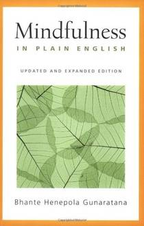 Picture of a book: Mindfulness In Plain English