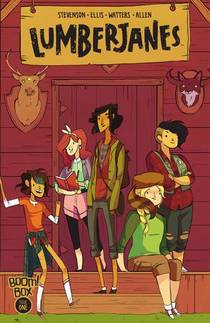 Picture of a book: Lumberjanes #1