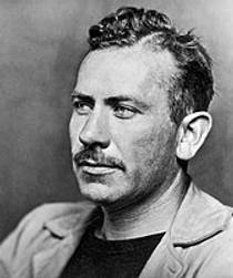 Picture of an author: John Steinbeck