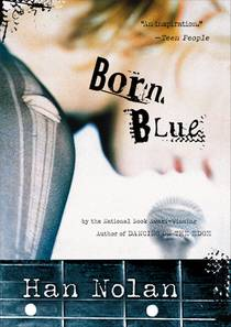 Picture of a book: Born Blue