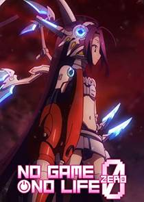 Picture of a movie: No Game, No Life: The Movie - Zero