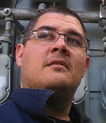 Picture of an author: Adam Johnson