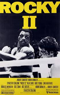 Picture of a movie: Rocky II