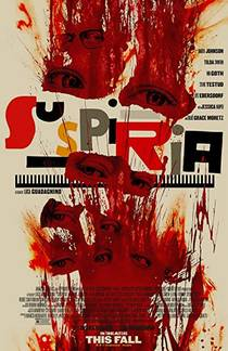 Picture of a movie: Suspiria