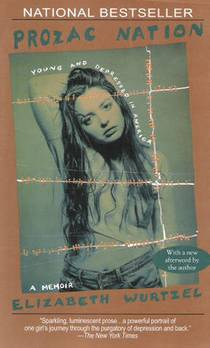 Picture of a book: Prozac Nation