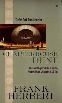 Picture of a book: Chapterhouse: Dune