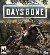 Picture of a game: Days Gone