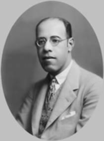 Picture of an author: Mário De Andrade