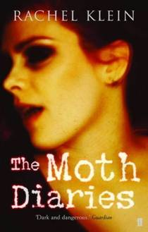 Picture of a book: The Moth Diaries