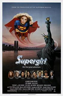 Picture of a movie: Supergirl