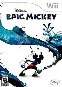 Picture of a game: Disney Epic Mickey