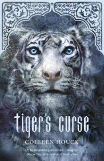 Picture of a book: Tiger's Curse