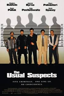 Picture of a movie: The Usual Suspects