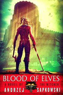 Picture of a book: Blood Of Elves