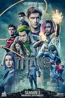 Picture of a TV show: Titans