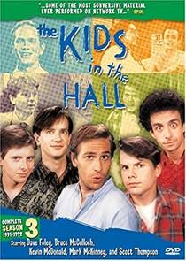 Picture of a TV show: The Kids In The Hall