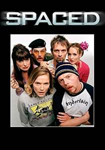 Picture of a TV show: Spaced