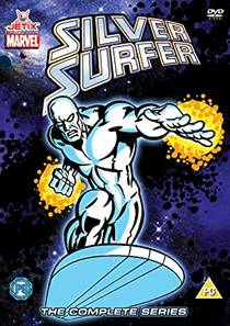 Picture of a TV show: Silver Surfer