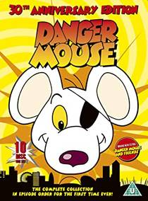 Picture of a TV show: Danger Mouse