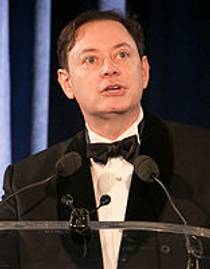 Picture of an author: Andrew Solomon