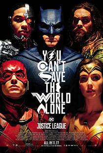 Picture of a movie: Justice League
