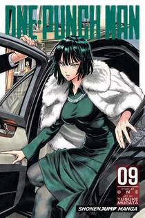 Picture of a book: One-Punch Man, Vol. 9