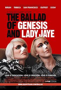Picture of a movie: The Ballad Of Genesis And Lady Jaye