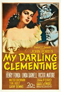 Picture of a movie: My Darling Clementine