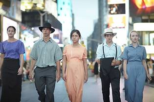 Picture of a TV show: Breaking Amish