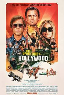 Picture of a movie: Once Upon A Time In Hollywood