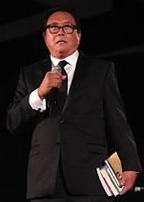 Picture of an author: Robert T. Kiyosaki