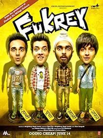 Picture of a movie: Fukrey
