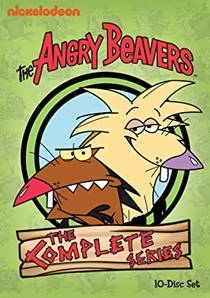 Picture of a TV show: The Angry Beavers
