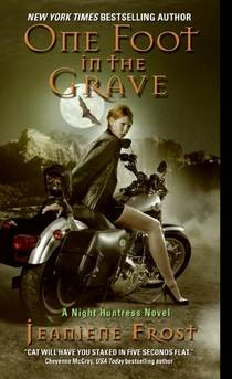 Picture of a book: One Foot In The Grave