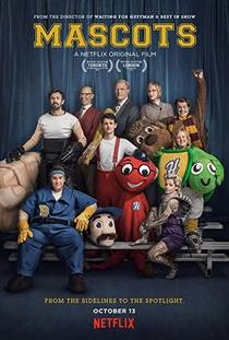 Picture of a movie: Mascots