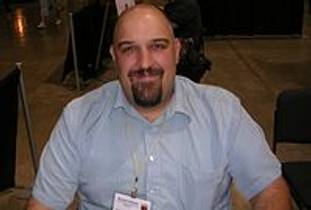 Picture of an author: Larry Correia