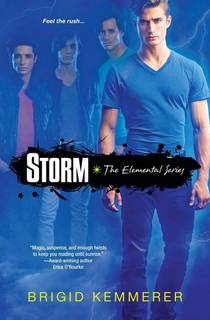 Picture of a book: Storm