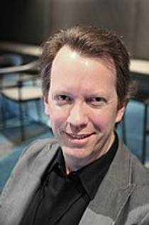 Picture of an author: Sean Carroll