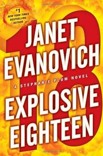 Picture of a book: Explosive Eighteen