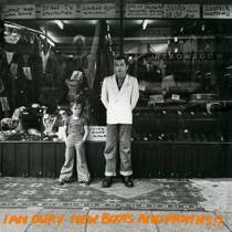 Picture of a band or musician: Ian Dury