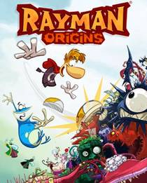 Picture of a game: Rayman Origins