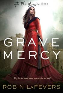 Picture of a book: Grave Mercy